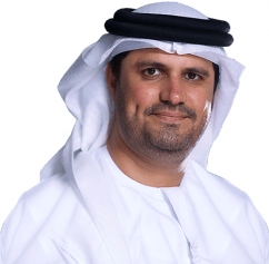 H.E. Tareq Al Hosani